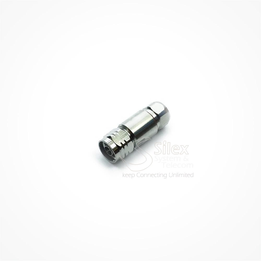 connector 3 8 n male superflex type coaxial cable. Black Bedroom Furniture Sets. Home Design Ideas