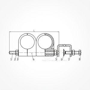 Grapa-Exterior-Torre-Silexst-SLX-1-1-4
