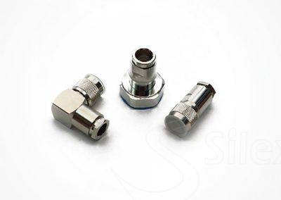 Conector Silex DIN716 RG8 RG214 LMR400 (12)
