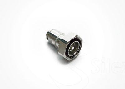 Conector Silex DIN716 RG8 RG214 LMR400 (9)