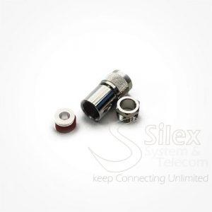 Conector Silex N RG8 RG214 LMR400 (20)
