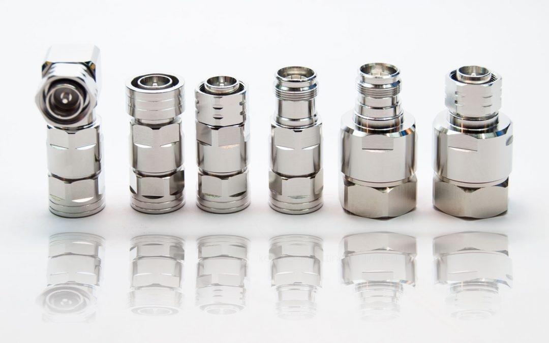 Nueva gama Conectores Coaxiales 4.3-10 Silex Connector System